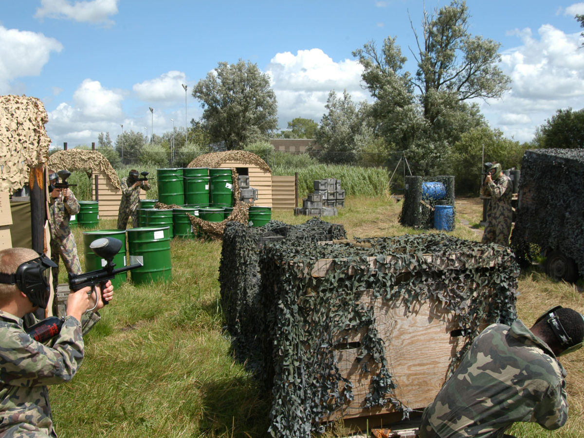 Paintball Wormerveer