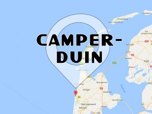 Route Camperduin