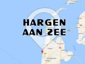 Route Hargen aan Zee