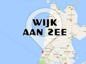 Route Wijk aan Zee
