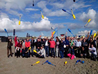 Beach challenge zeskamp Eventmaker