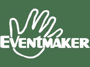 Logo Eventmaker wit