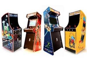 Arcade verhuur kasten Eventmaker
