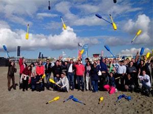 Strandactiviteiten beach challenge Eventmaker