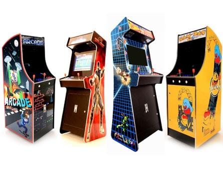 Arcade verhuur Eventmaker