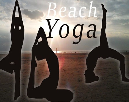 Beach Yoga Eventmaker
