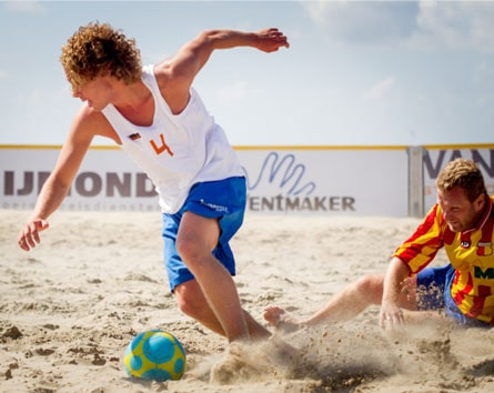 Beachsoccer Eventmaker
