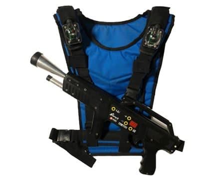 Lasergame uitrusting te huur bij Eventmaker